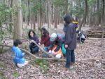 和泉の森を育む会 市街地に隣接した里山を再生し、地域コミュニティの核を作る01