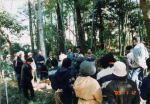 関さんの森を育む会 都会の森を守り 育て 楽しむ活動01