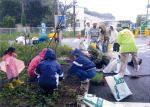 とちぎ子ども医療センター花咲jii 季節を通して生命感溢れる花と緑の森づくり01