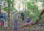囲いやま森の会 「囲いやまの森」の整備・保全活動01