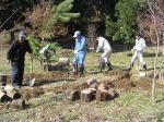 ときがねウォッチング 雑木林再生プロジェクト01
