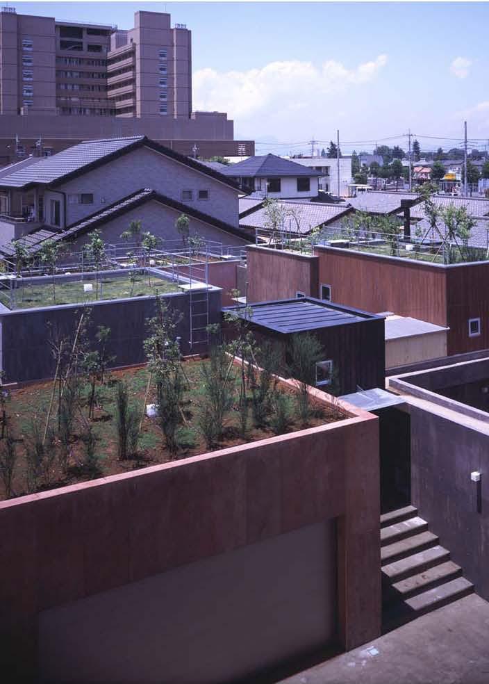 株式会社芦澤竜一建築設計事務所 Sg / Secret garden01