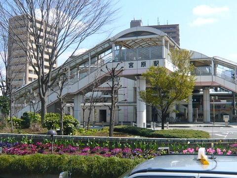 花と緑のまちづくり検討委員会 JR宮原駅前緑地01
