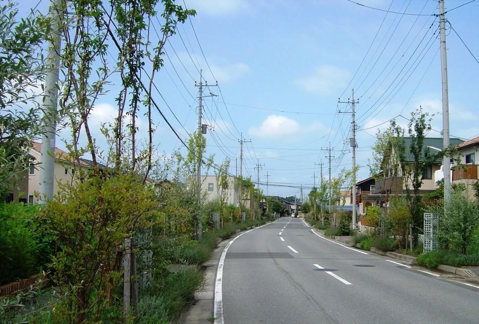 栃木県住宅供給公社 本郷台団地01