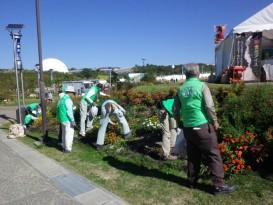 第32回全国都市緑化あいちフェア【県民ボランティア】