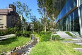 森ビル株式会社 都市における生態系と防災のレジリエンスを高める、みどりのネットワーク ~みどりの拠点づくりと、それをつなぐ回廊の創生へ~02