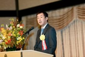 来賓挨拶 田中 良生 国土交通副大臣