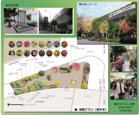 特定非営利活動法人 京橋川再生の会 京橋大根河岸おもてなしの庭02