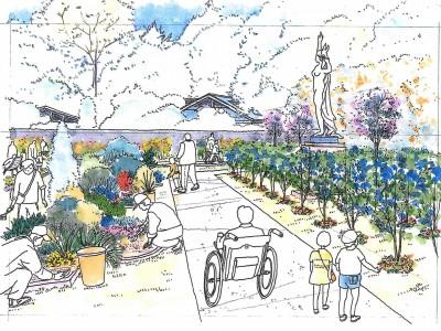 第27回 特別企画『おもてなしの庭』 大賞 公益財団法人東京都公園協会