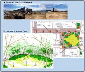 株式会社キャッセン大船渡 「千年広場」プロジェクト02