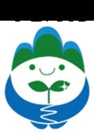 第35回全国都市緑化山口フェア メインキャラクタ−「やまりん」
