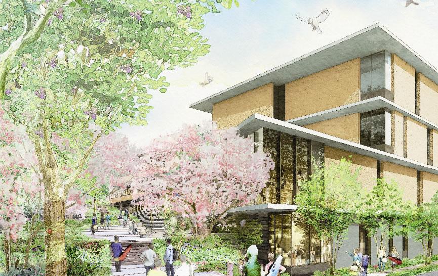 第28回 特別企画『おもてなしの庭』 大賞 学校法人東京音楽大学
