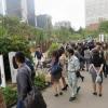 日比谷公園ガーデニングショー実行委員会 日比谷公園ガーデニングショーの14年にわたる開催