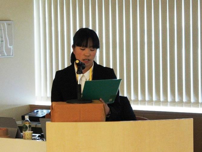 1 年目:環境教育活動分野 常磐大学松原哲哉ゼミナール