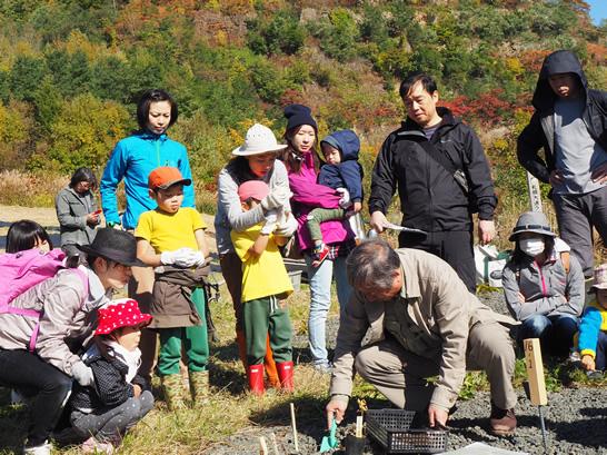 2018年度助成団体/子供と作ろう種から育てる未来の森