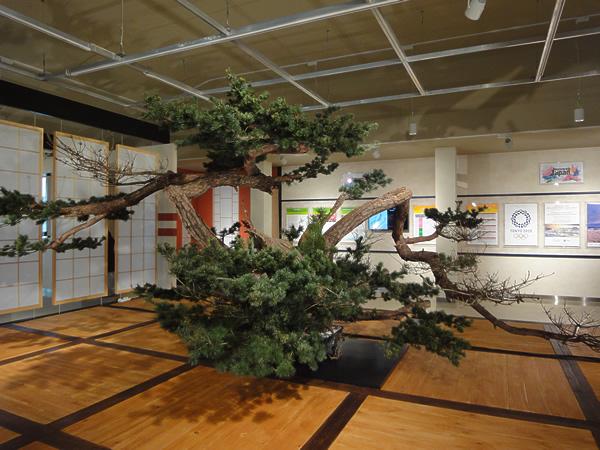 日本展示館