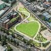 三鷹市 独立行政法人都市再生機構 株式会社日本設計 三鷹中央防災公園・元気創造プラザ