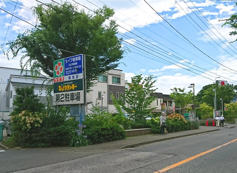 鶴見「みどりのルート1」をつくる会 鶴見「みどりのルート1」01