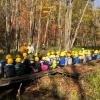特定非営利活動法人北海道森林ボランティア協会 子どもたちが学ぶ北の里山づくり