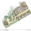 社会福祉法人沼山津福祉会 光輪保育園 緑とお花と癒しの広場・地域の「どぎゃんね・ガーデン」
