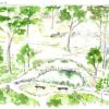 特定非営利活動法人まち・すまいづくり 木の都 上町台地における「ともいきの里庭」整備プラン