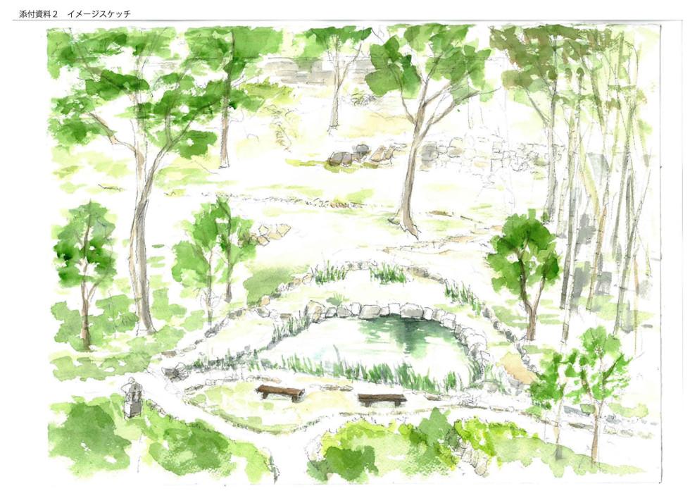 特定非営利活動法人まち・すまいづくり 木の都 上町台地における「ともいきの里庭」整備プラン01