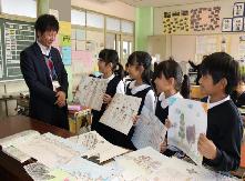 第37回全国都市緑化ひろしまフェア 「広島の緑の復興紙芝居作りプロジェクト」 ~紙芝居『ヒロシマ緑の輪物語』~