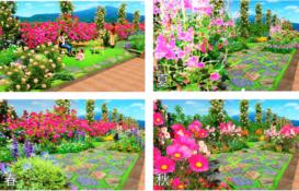 株式会社ユニマットリック 農家の庭に学ぶ「持続可能な都市ガーデン」03