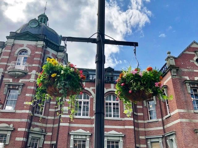 盛岡市 花と緑のガーデン都市づくり01